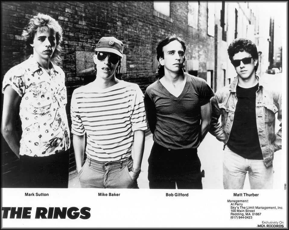 The Rings MCA promo photo